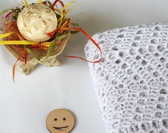 Baby Blanket Crochet, Christening Baby Blanket, Crochet Baby Blanket, White Baby Blanket, Newborn Blanket