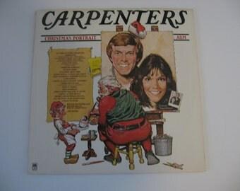 The Carpenters - Christmas Portrait - 1978