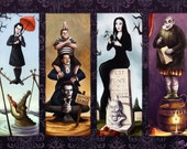 """The Addams Family Haunted Mansion Single 19""""X13"""""""