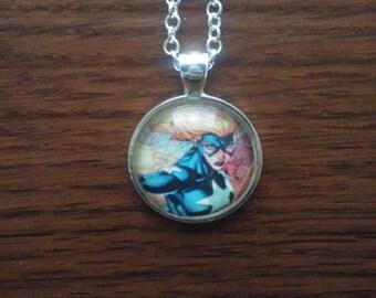 Stargirl necklace,stargirl jewelry,stargirl jewellry,Courtney Elizabeth Whitmore,superhero jewelry