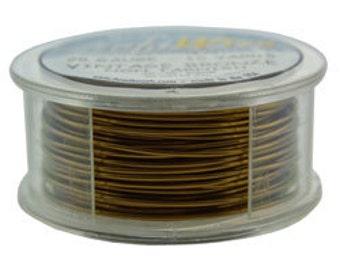 Craft Wire Vintage Bronze 20ga 10 Yards (WR6720V)