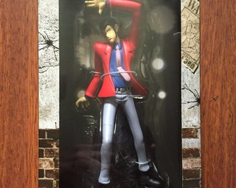 "Free Shipping* Lupin the 3rd Deluxe 5 Vintage Collection Figure 11"" (27cm)"