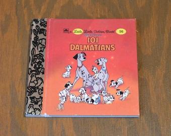 Little Little Golden Book, 101 Dalmatians, No 56, Miniature Golden Book