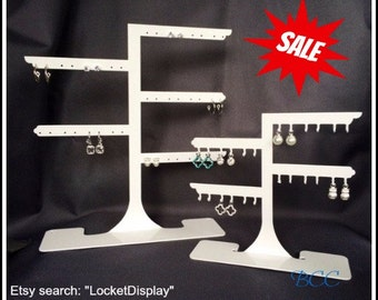 Large Earring Display + Drops Display Set
