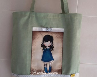 GORJUSS BAG-tote bag
