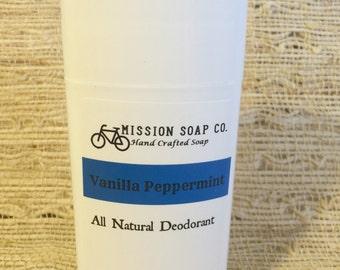 Vanilla Peppermint Deodorant