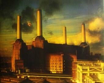 Rare Original '77 PINK FLOYD Animals Imported BRITISH Harvest Vinyl Press Record Album Lp Mint !!!