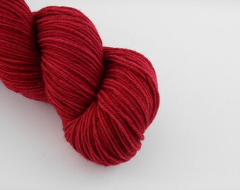 Douce Sport, Rubis, 100 % superwash merino, 100g
