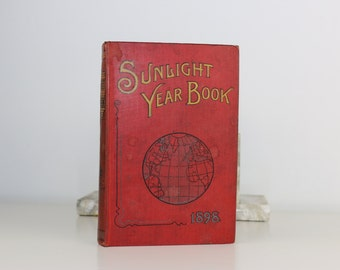 Sunlight Year Book 1898