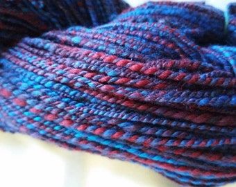 Handspun Yarn: Galaxy