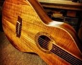Iseman Custom Koa Weissenborn - Steel Guitar - Thanksgiving Sale - Black Friday