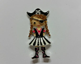 Pirate Girl Needle Minder