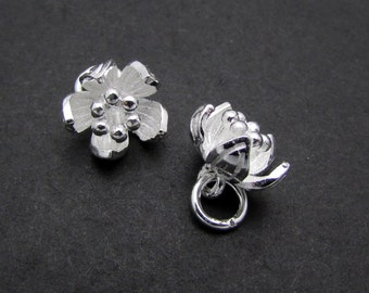 1 Pc, Sterling Silver Charms