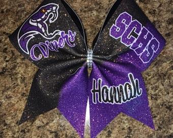School spirit bow