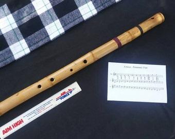 "A minor pentatonic Bamboo Flute - ""Sally"""