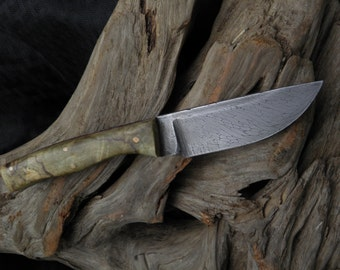 Hand Forged Cable Damascus Knife