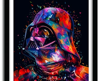 Affiche Father Print by Alessandro Pautasso