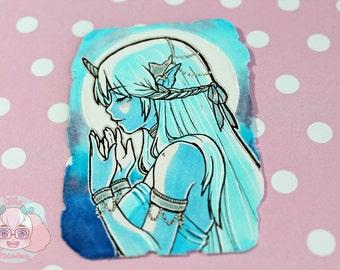 ATC - Elf Princess