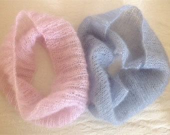 Quick-Knit Kit - Cowl/Neck-Warmer (Soft & Luxurious)