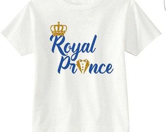 Royal Prince T Shirt