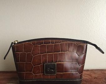 Vintage Dooney & Bourke Cosmetic Bag