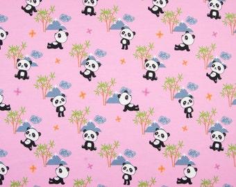 Panda Jersey - Pink Panda