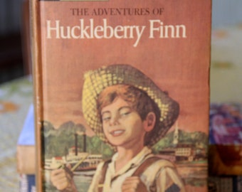 The Adventures Of Huckleberry Finn/The  Adventures of Tom Sawyer By Samuel Clemens-1963-HC     TheCompanion Library