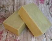 Moisturizing Body Buffing Bar-Organic Exfoliating Lotion Bar -Organic Moisturizing Shower Bar -Natural - Handmade - Organic Skin Care
