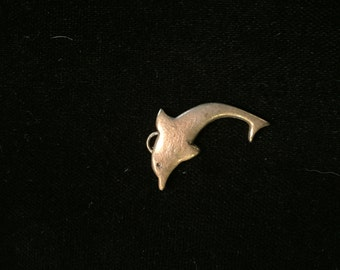 Small Dolphin Charm