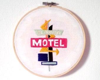 Motel Sign II