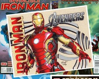 Ironman prints