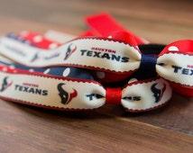 Houston Texans Pony O. Texans Ponytail Streamer