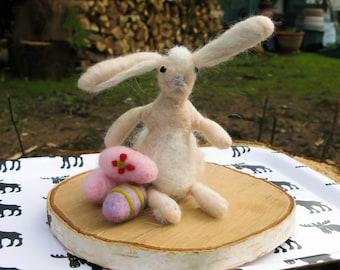 Grumpy Easter Bunny