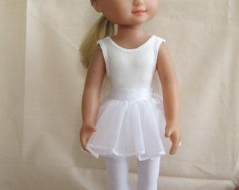 White Ballerina Skirt