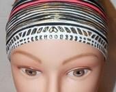 Yoga-Running-Fitness-Fashion-Workout Headbands- 4 Headbands for 12-use coupon code-4for12- OR - 7 Headbands for 20-use coupon code- 7for20