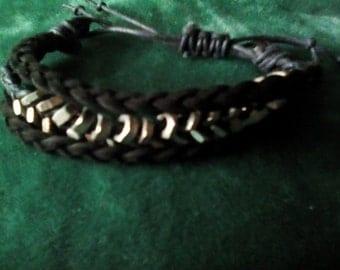 Hex Nut Wristband
