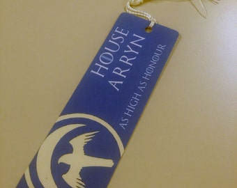 House Arryn: Game of Thrones bookmark