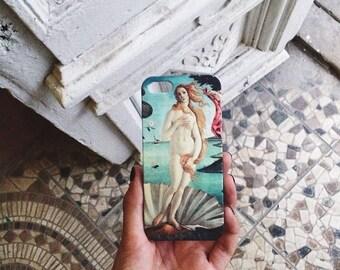 VENUS iPhone 6s case, iPhone 6 case, iPhone case, art case, gift for her, iPhone se case, iPhone se cover, iPhone hard case, hard iPhone