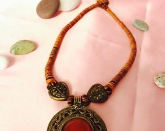 Mohenjodaro necklace