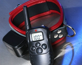 THOR - Shock Collar for Electro Play / Pup Play Discipline | Standard shock strength