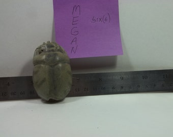 Scarab Replica seal MEGAN  (6) !