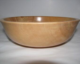 Beautiful bowl from Kentucky Elm wood
