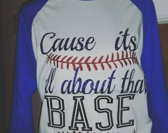 Baseball Mom Shirt - Custom Baseball Tee