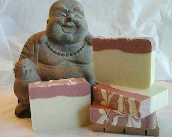 Lilac Lilly Shea Butter Soap - Mother's Soul Soap