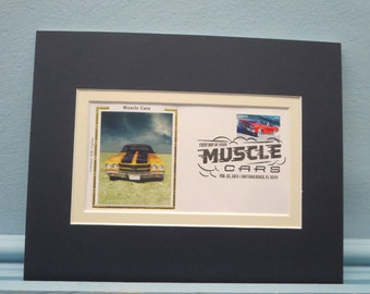 Honoring the 1970 Chevy Chevelle SS & First Day Cover of its own stamp