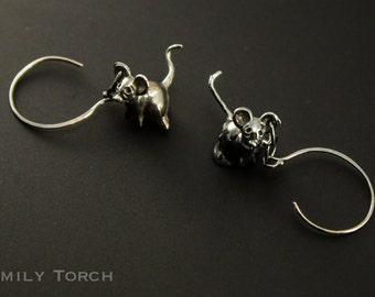 Fun & Fresh Mice Earrings
