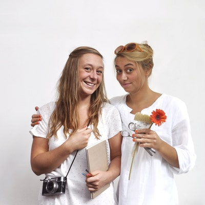 Justine et Perrine Moisan