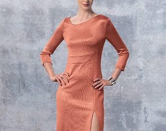 Vogue Pattern V1458 Misses' Dress