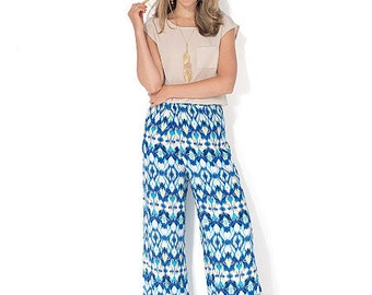 McCall's Pattern M7328 Misses' Wide-Leg Pants