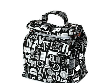 MTO Insulated lunch bag - Letters